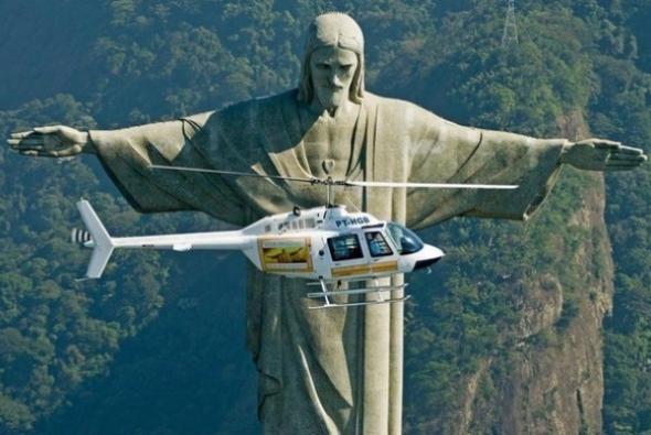 статуя Бразилии