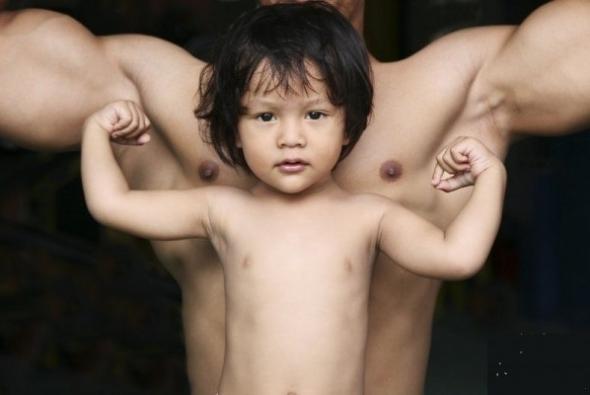 фото сильного мальчика