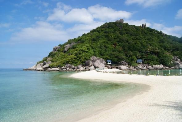 где самый красивый пляж в мире
