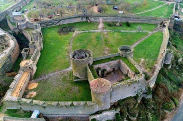 Аккерманская-крепость