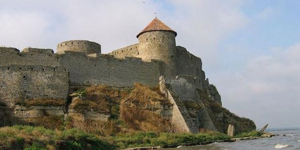 Белгород-Днестровская-крепость.