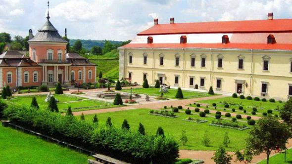 Золочевский-замок