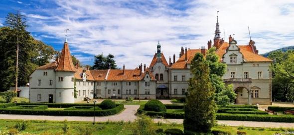 Охотничий-дворец-графов-Шенборнов