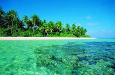 Самые красивые пляжи мира (17 фото)