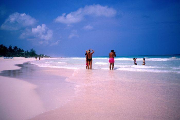 Самые необычные пляжи (40 фото)
