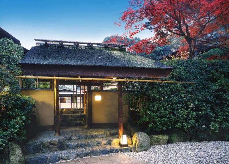 японские сады Аой-ден и Касуй-ен