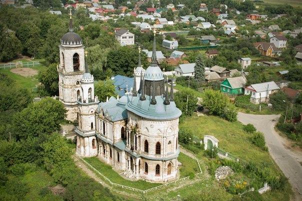 Фото красивых храмов России (16 фото)