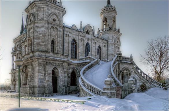Церковь Владимирской иконы Божией Матери в Быково
