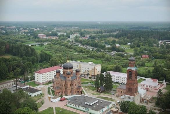 Гуслицкий Спасо-Преображенский мужской монастырь