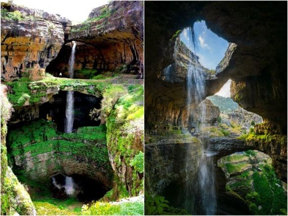 Баатара, Ливан