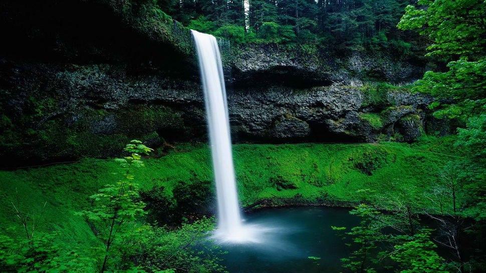 Фото красивых водопадов (10 фото)