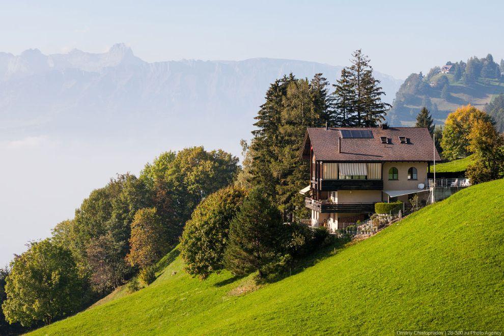 Природа Лихтенштейна (18 фото)