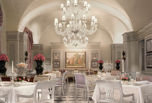 Самые красивые рестораны Италии (25 фото)
