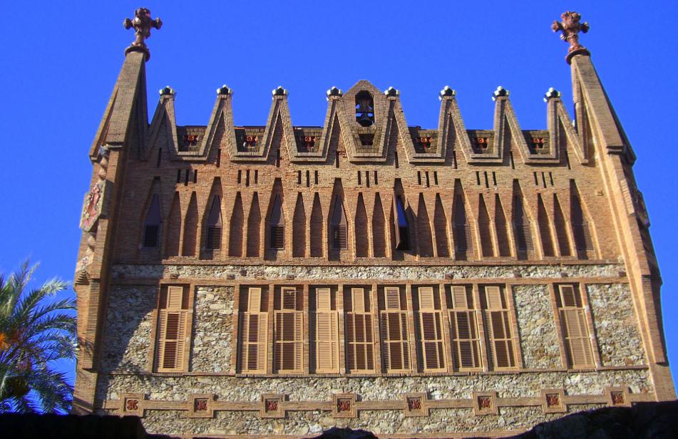 Архитектура Барселоны (22 фото)