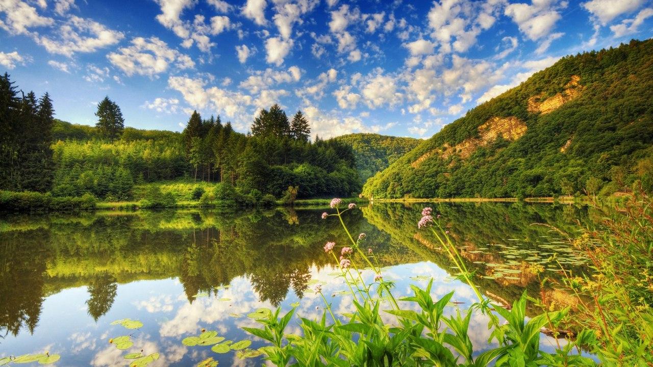 Красота природы в России (12 фото)