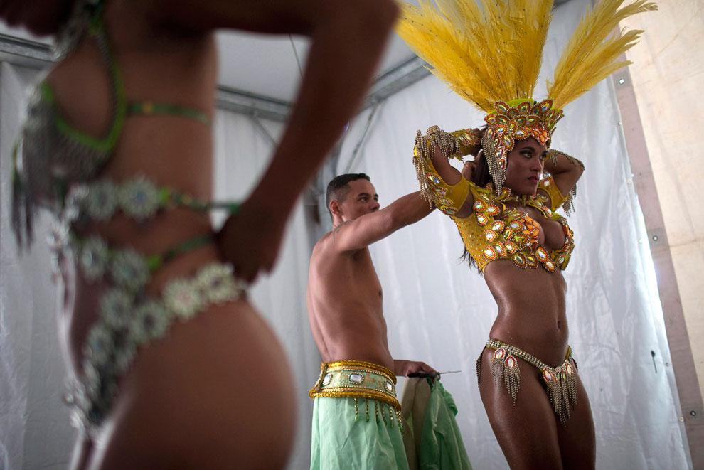 Карнавал в Бразилии (23 фото)
