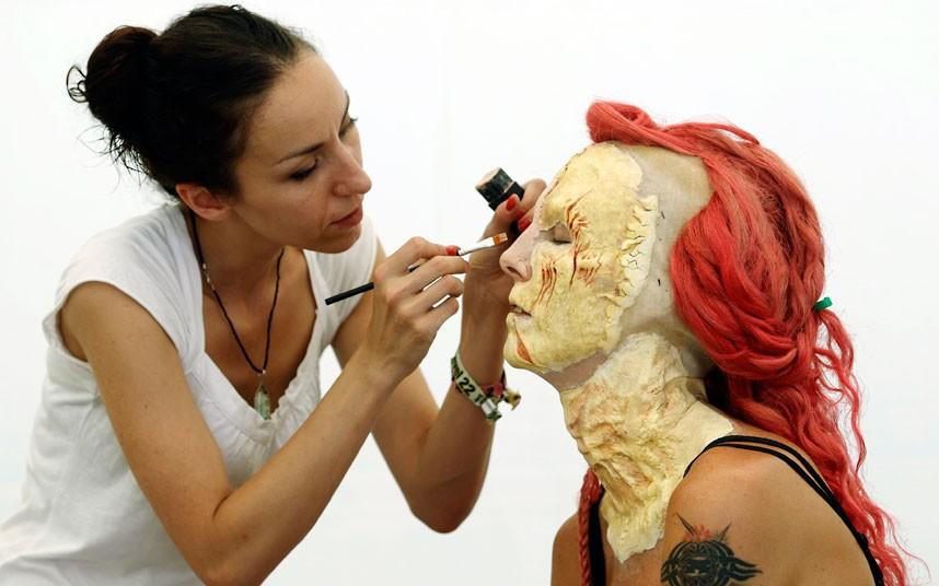 15-й Международный фестиваль бодиарта — World Bodypainting Festival (20 фото)
