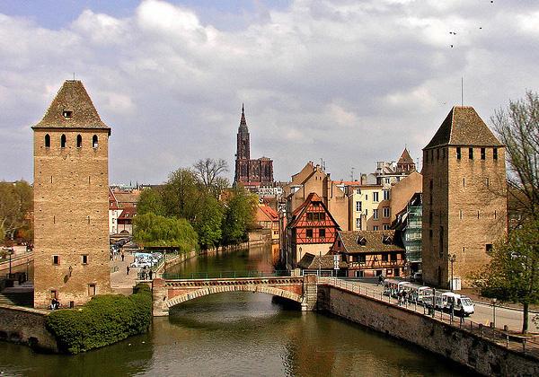 Страсбург (15 фото)
